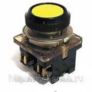 Кнопка КЕ 011 исп.4 (желтые) фото