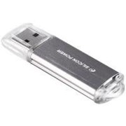USB флеш накопитель 8Gb Ultima II silver Silicon Power (SP008GBUF2M01V1S) фото