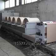 Линия для производства бумажных мешков ДМ-52 фото