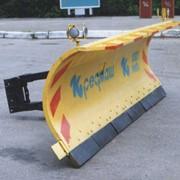 Снегоуборочное оборудование СО 01 - отвал сдвигающего типа (для автомобиля ЗиЛ, КаМАЗ) фото