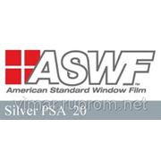 ASWF архитектурная Silver PSA 20%, пленка тонировочная фото