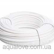 """Шланг, белый, эластичный, полиэтиленовый 3/8"""", A4-E2006W фото"""