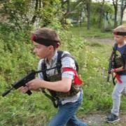 Детский день рождения в стиле Counter strike фото