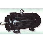 Электродвигатель крановый МТФ 312-6у1 15кВт 1000об/мин фото