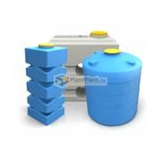 Пластиковые емкости 100 литров, 200 л, 300, 500, 750, 1000, 2000, 1 куб, 2 куба фото