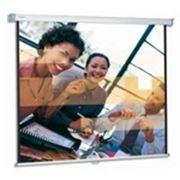 "Настенный проекционный экран PROJECTA SlimScreen 117х200 см (92"") Matte White [10200089] фото"