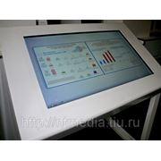 Интерактивный сенсорный стол в аренду фото