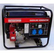 Генератор DDE GG3300, бензиновый, однофазный, мощностью 2,8 кВт, - в аренду фото