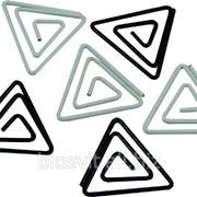 Скрепки axent треугольные фото