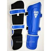 Защитный щиток для голени и стопы AGATA FIGHTER фото