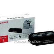 Заправка картриджа: Cartridge Т Для принтера:Canon РС-D300series/Fax-L380/400 фото
