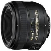 Объектив Nikon 50mm f 1.4G AF-S Nikkor фото