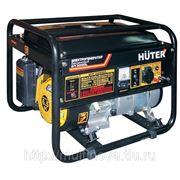 Портативный бензогенератор Huter DY3000L фото