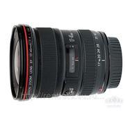 Прокат объектива Canon EF 17-40 mm f/4L USM фото