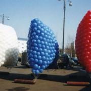 Запуск воздушных шаров фото