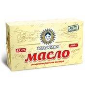 """Масло сладкосливочное экстра """"Золотава"""" 73,0% общего жира фото"""