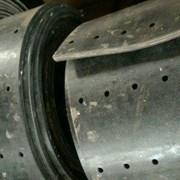 Гусеничная транспортерная лента ДТ-7 фото