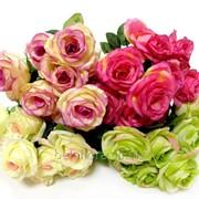 """Цветок искусственный """"Роза букет"""" КР40022 фото"""
