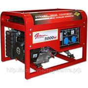 Генератор DDE DPG7551E, бензиновый, однофазный, мощностью 6 кВт, - в аренду фото