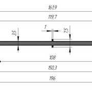 Гидрошпонка для герметизации БУР-200 фото