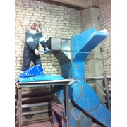 Дробление полимерных материалов фото