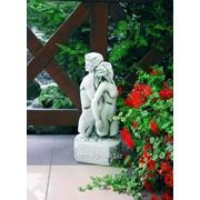 Скульптура из бетона ЛС 422 фото