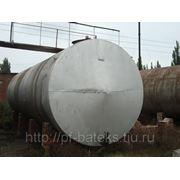 Емкости, резервуары на 50 м3, БУ, стальные