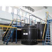 Емкость (резервуар) под топливо (подземного хранения для ГСМ,для аммиака) из полиэтилена (от производителя) фото