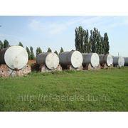 Емкости для ГСМ от 3 до 75 кубических метров