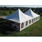 Аренда шатра Pagoda Eureka 64 (Акция - в мае дешевле) фото