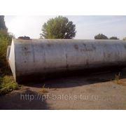 Резервуары горизонтальные стальные РГС-50 БУ в Динской фотография