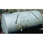 Резервуары б/у стальные сварные цилиндрические горизонтальные 25 м3 фотография