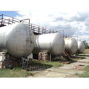 Резервуары горизонтальные стальные 83 м3 фото