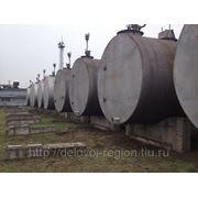 Б/ У ёмкости, резервуары, цистерны железнодорожные от 2 до 140 куб.м