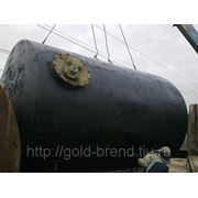 Резервуары под хранение ГСМ, емкости объемом 4, 25 м.куб фото