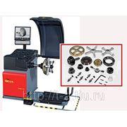 Стенд балансировочный автомат SBM 955. фото