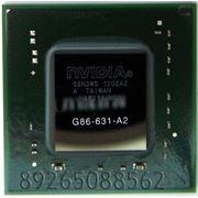 NVIDIA G86-631-A2 12-го года фото