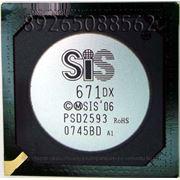 SIS 671DX фото