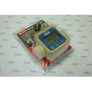 Расходомер для AdBlue с жк дисплеем K24 TURBINE METER M\MF 1in GAS UREA фото