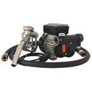 Комплект для перекачки дизтоплива Lightpump 80 (220В, 80 л/мин) фото