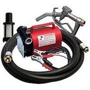 Насос KIT BATTERY 12V 40 л/мин для перекачки дизельного топлива