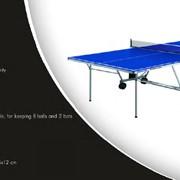 Теннисные столы ТР 2026 фото