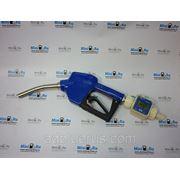 Автоматический раздаточный пистолет с расходомером для AdBlue K24 UREA WITH MANUAL NOZZLE фото