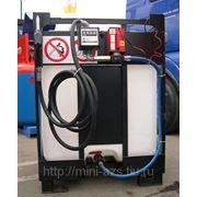 Персональная АЗС Mini Мобильный топливный модуль для дизельного топлива солярки фото