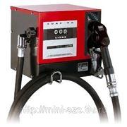 Piusi Cube 56/33 мобильная топливораздаточная колонка фото