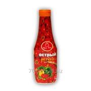 Кетчуп Острый Цин-Каз пластик 500 г фото