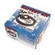 Комплект для перекачки дизельного топлива (насос, шланг, пистолет, фильтр) Battery Kit 3000/12V/24V фото