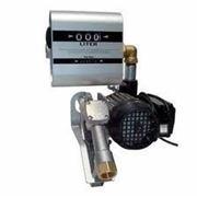 Насос со счетчиком для заправки дизельного топлива DRUM TECH-60 220V 60 л/мин
