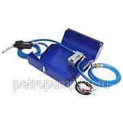 Комплект для перекачки дизтоплива PICK & FILL 12-40F (12В,40л/мин) фото