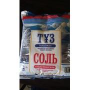 Соль поваренная пищевая самосадочная для засолки фото